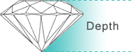 Loose Diamond Depth